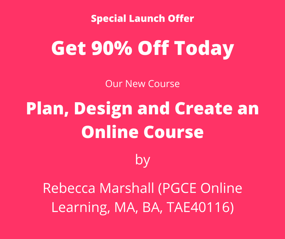 7 Steps to Create an online course