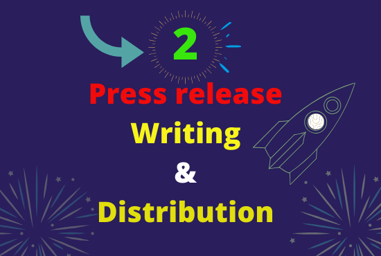 Write and SUBMIT YOUR 2 PRESS RELEASE