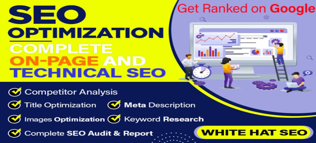 Onpage SEO optimization And Technical SEO for your website ranking