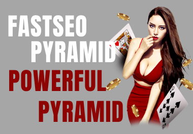 FastSEO Powerful Pyramid get Ranked Google 1st page our secret formula 2021