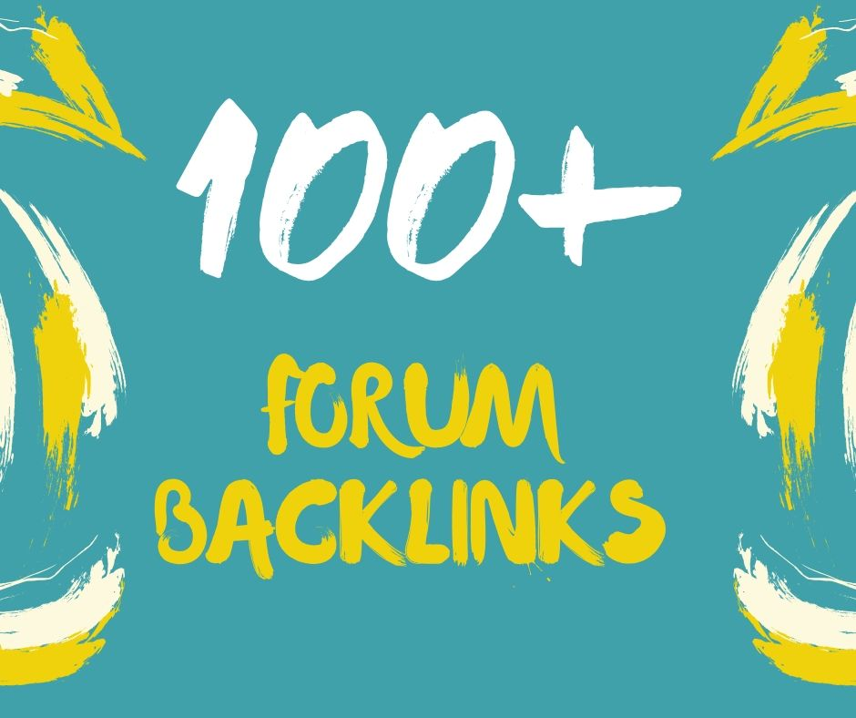 Create 100+ forum profile backlink High Authority SEO Backlinks Services