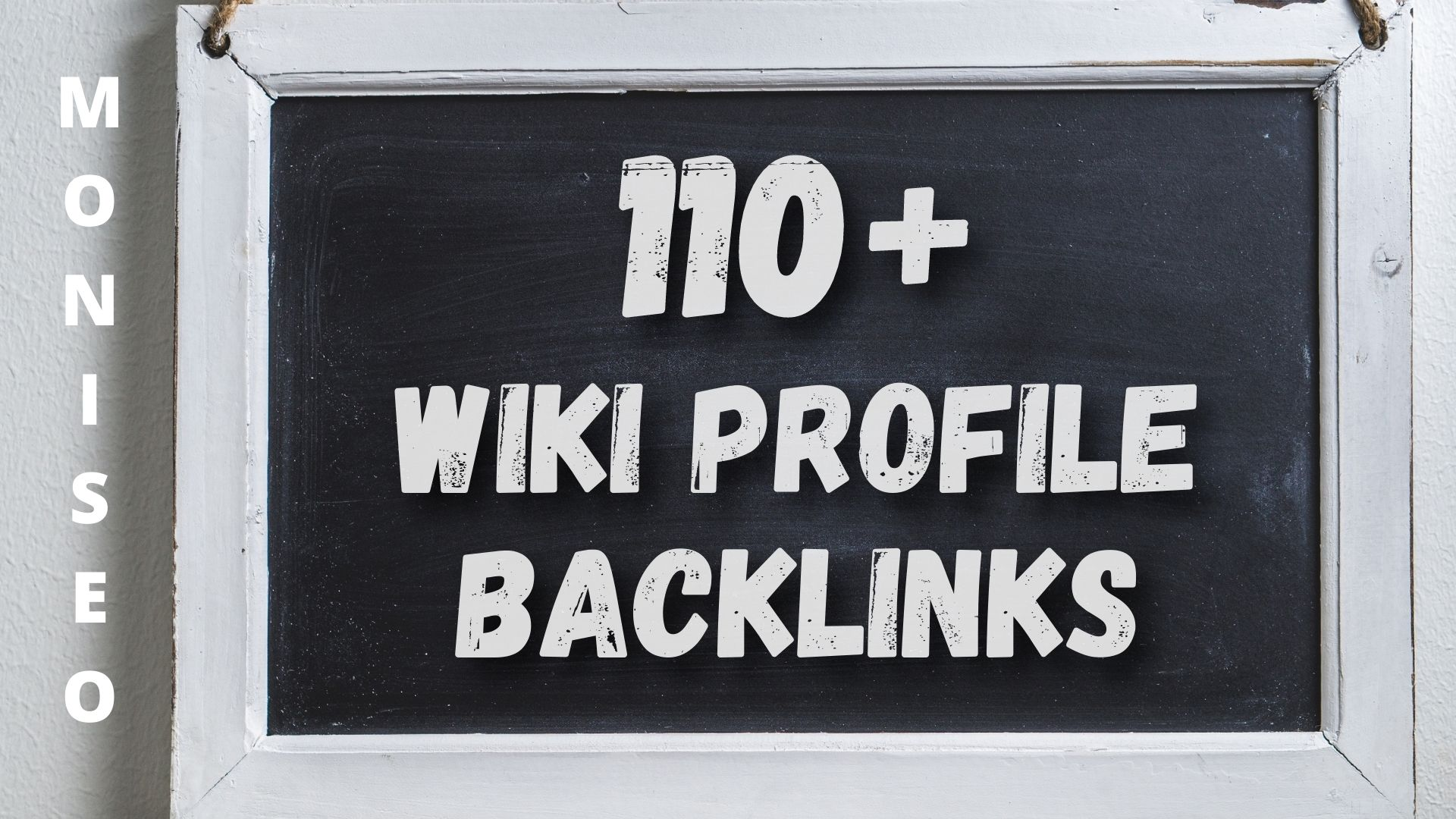 110+ Wiki Profile with Anchor text SEO Backlinks