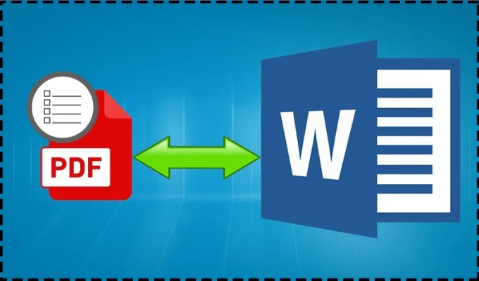 I will convert pdf to word or excel,  word or excel to pdf in 2 days