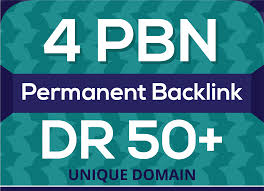 Build 5 Manual Homepage Pbn Backlinks Dr50 to 70