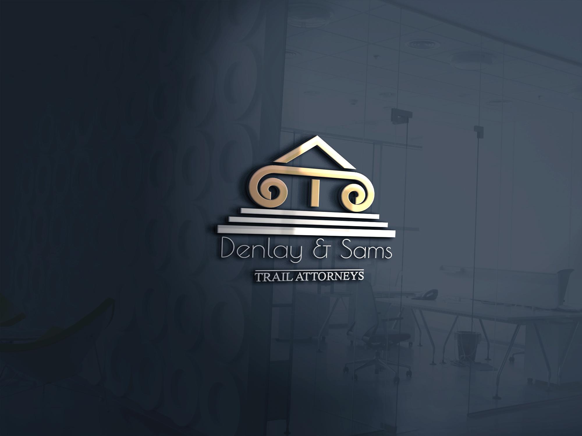 Design a minimalist Logo with mockups