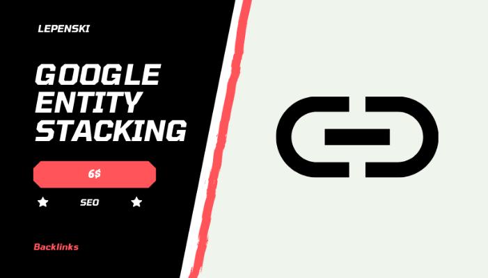 Google Entity Stacking - Including Blogspot