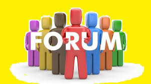 Need 5 forum posting with link to website on DR 20 + ...