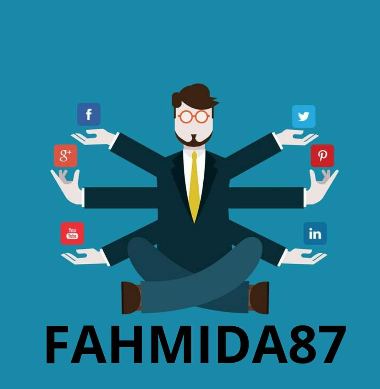 I Will Manage Your Social Media AC - Twitter, Instagram, Vimeo, Pinterest, YouTube, FB, SoundCloud