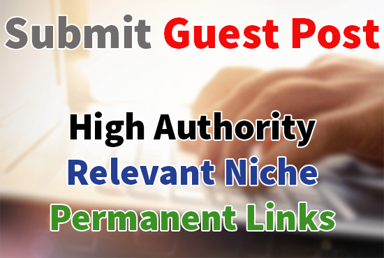 Post Your Article for Permanent High DA Backlink