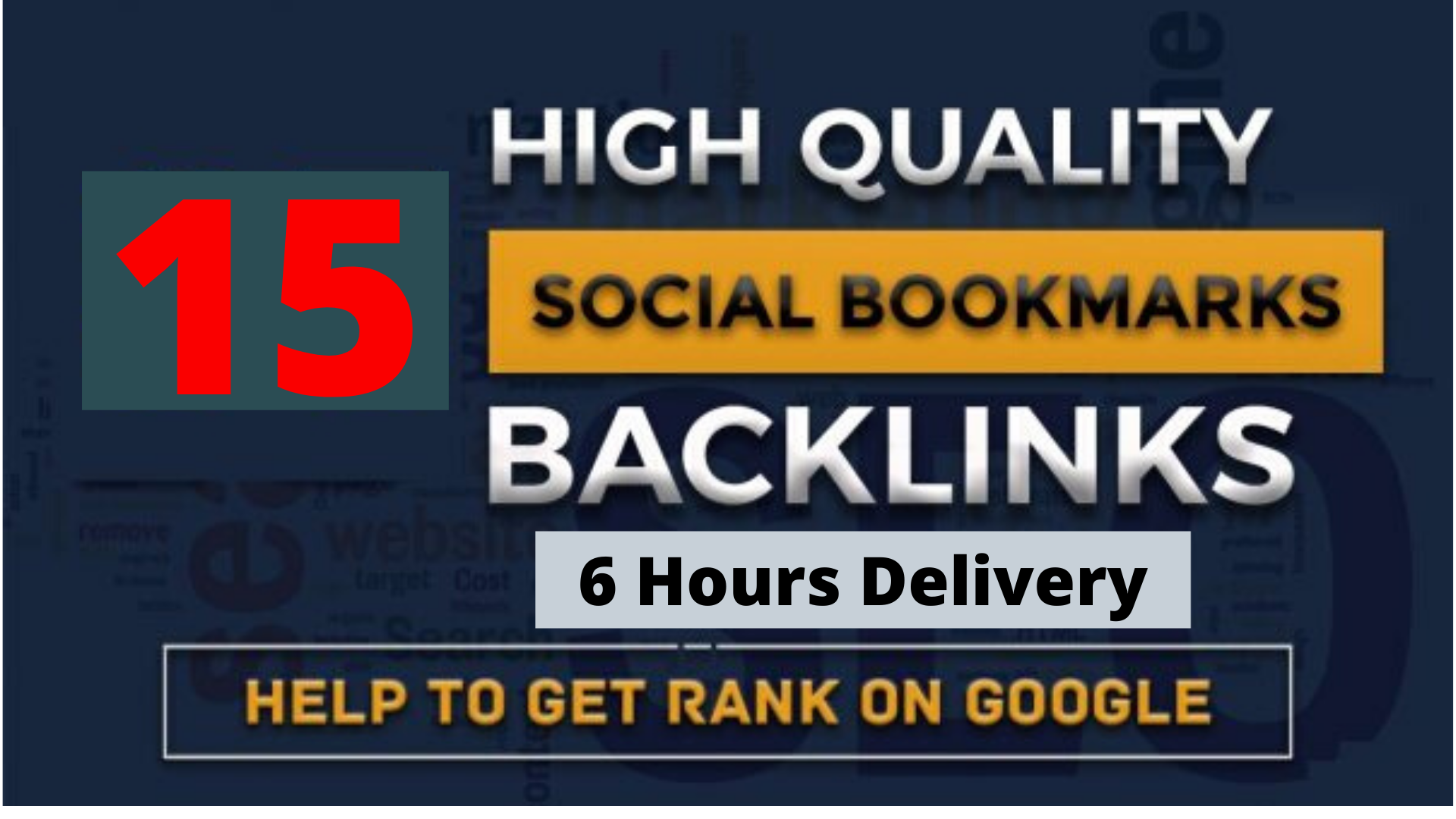 Instantly Provide you manually 15 Top PR10-5 Social Bookmarks On Your Site with report within 6 hrs