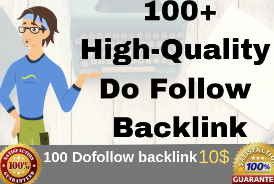 I Will Manually 100 PR6 to pr9 dofollow profile backlinks from high authority