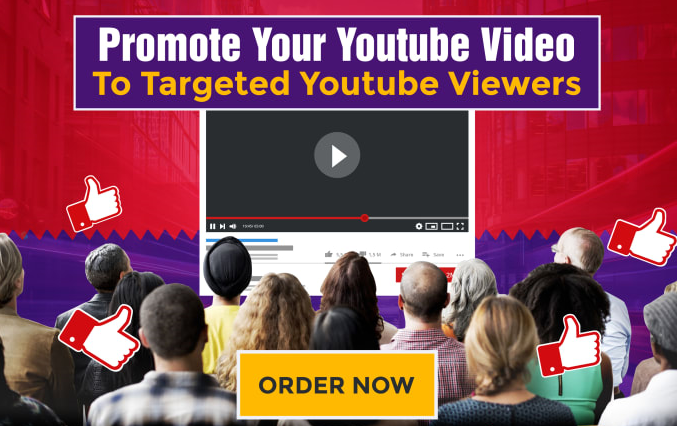 Promote your Youtube video to targeted youtube vs