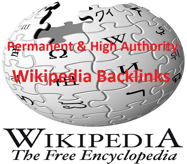 I will Create High Authority Wikipedia Backlink for your Website