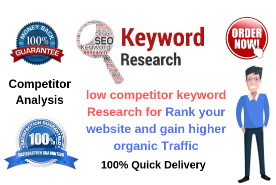 5 Seo Best keyword Research for Rank your website