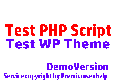 I will test your PHP script in my hosting panel
