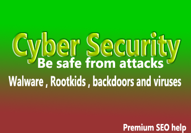 I will scan and fix your server From malware virus