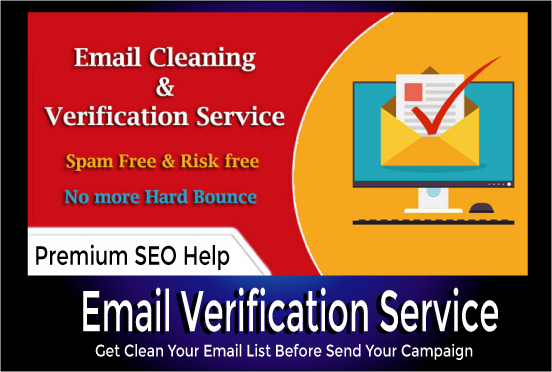 Email validation or verification service to avoid bounce on your email campaign
