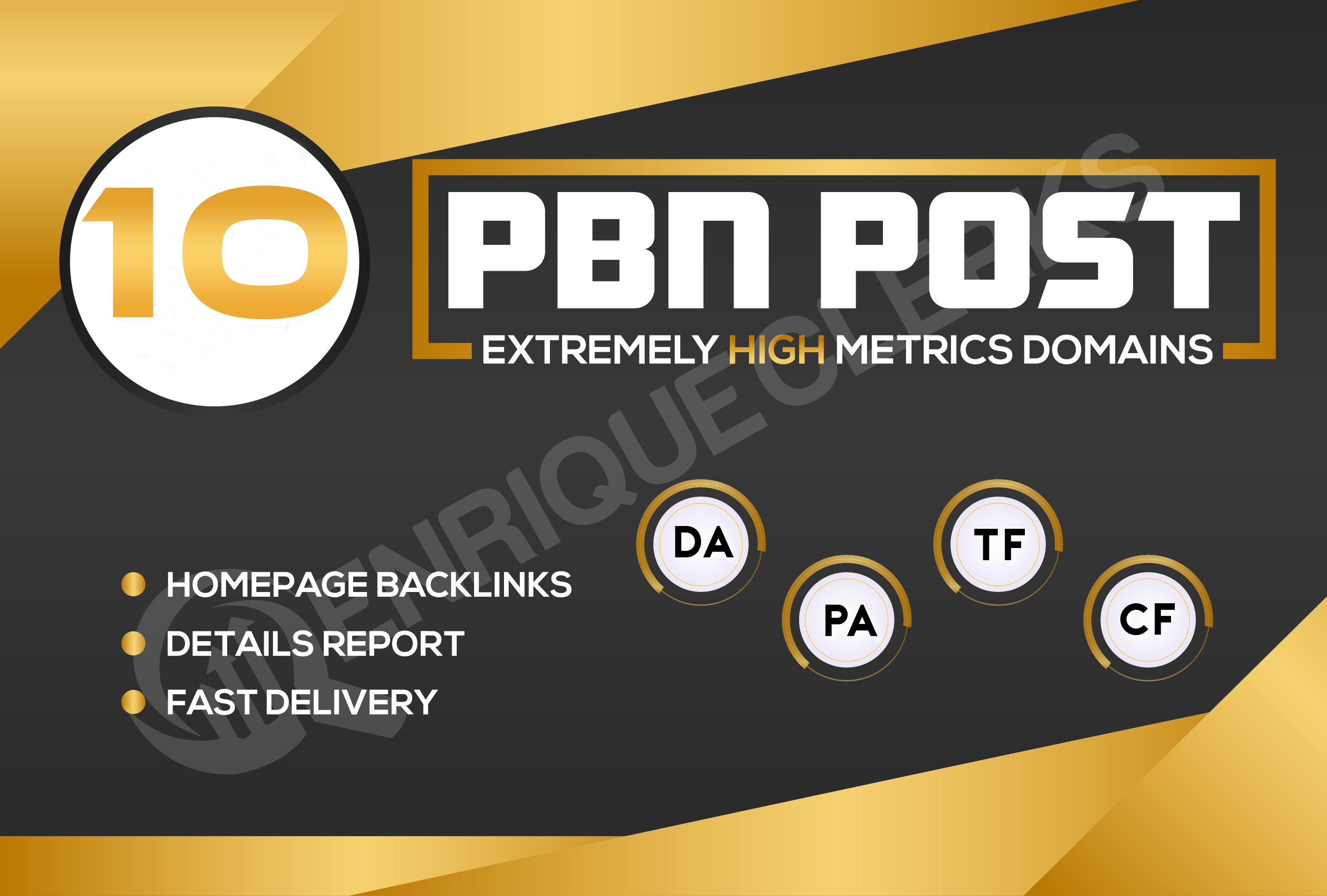 Build 10 PBN DA 35+ With Low Spam Score Homepage Backlinks
