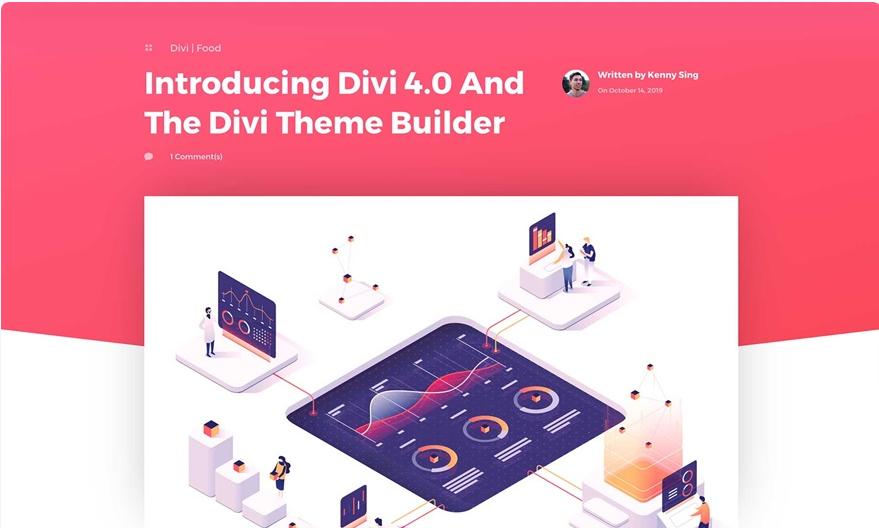 I will create responsive WordPress website using DIVI Theme