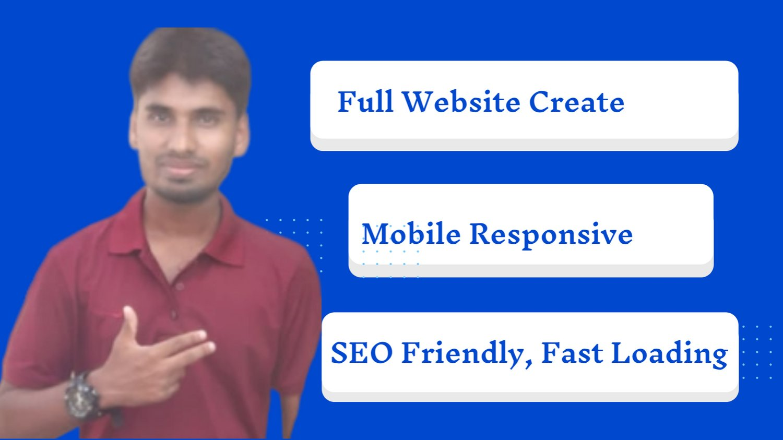 I will design any WordPress website using betheme, elementor,  avada