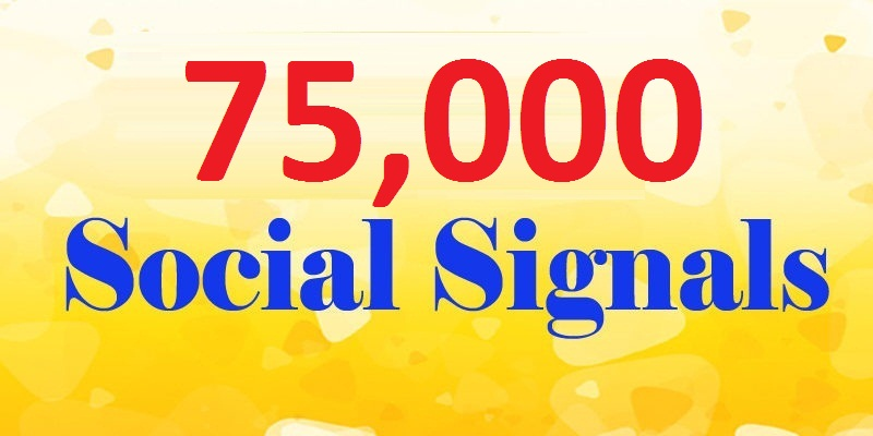 75,000 pinterest Super SEO Social Signals share Bookmarks Backlinks Powerful Google Ranking