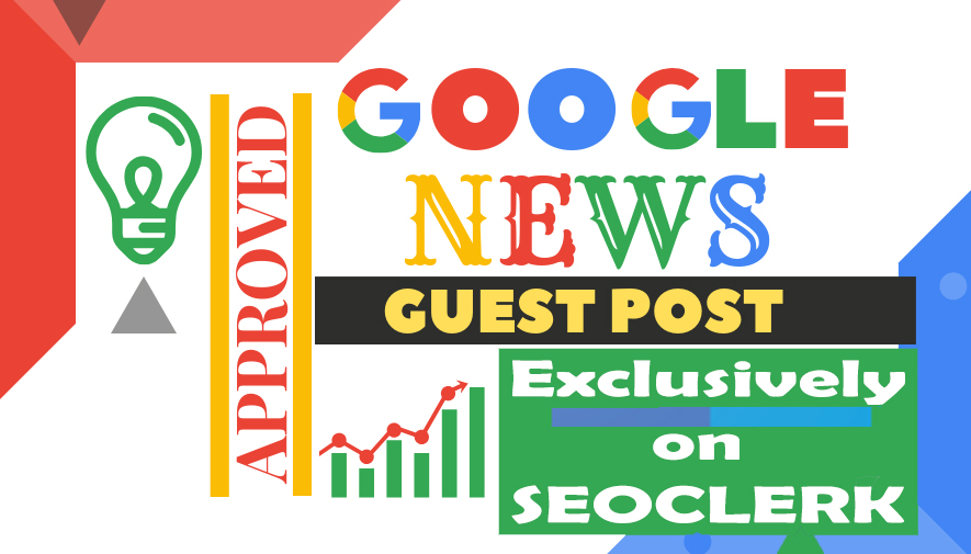 Guest Post On My Google News Approved Website With Wr...