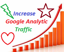 Add 2 million Website worldwide Google Analytics targeted Traffic Facebook, lnstagram, Twitter, YouTube
