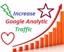 Add 1 million Website worldwide Google Analytics targeted Traffic Facebook, lnstagram, Twitter, YouTube