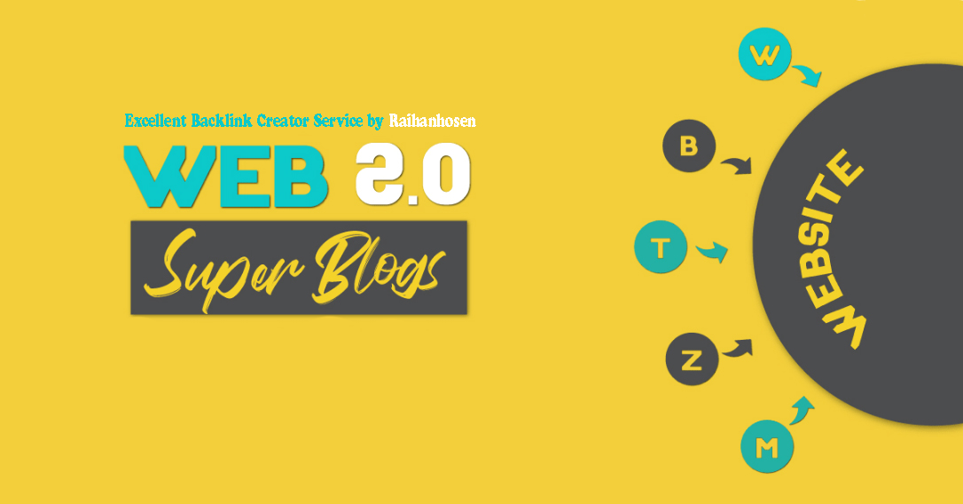 create 10 super web 2 0 blogs with login