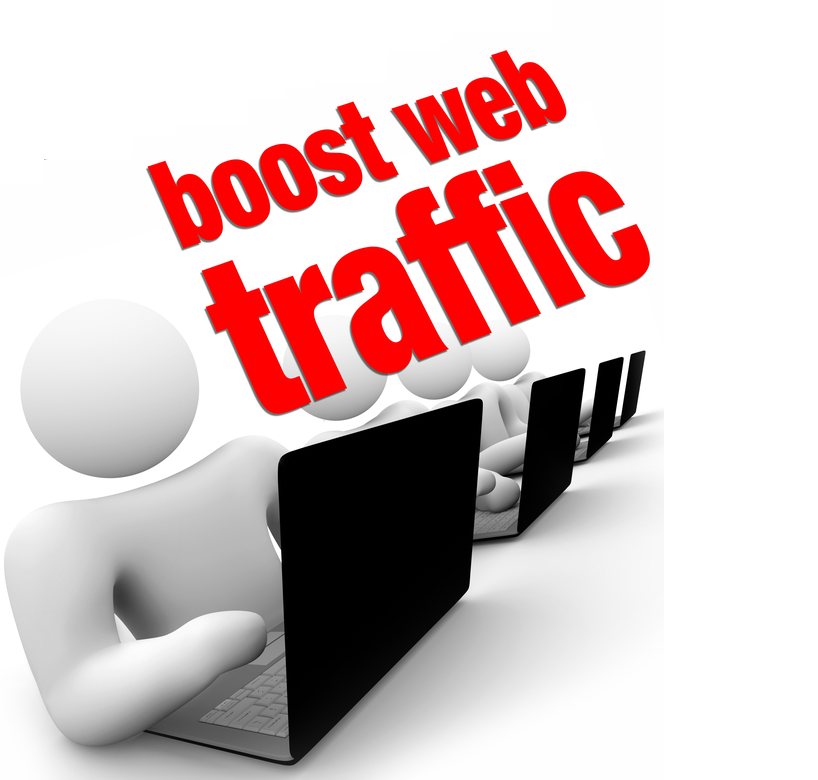 send 100000 real web traffic from worldwide