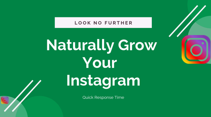 I will professionally marketing and grow your instagram account