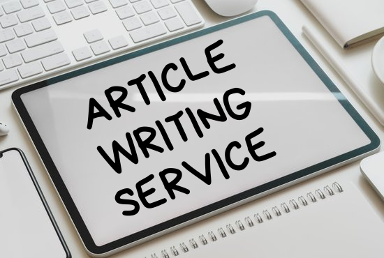 write 5X1500 words professional SEO article/Website Content details or Blog Posts on any topic