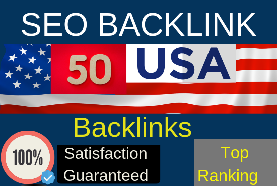 Do 50 USA da pr9 high authority link building seo bac...