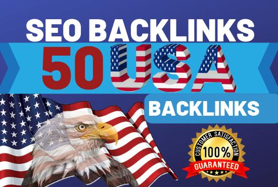 I Will Do 50 USA Pr9 Authority Link Building Safe Seo Profile Backlink