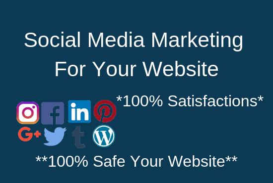 Be Your Social Media Manager, Social Media Marketing