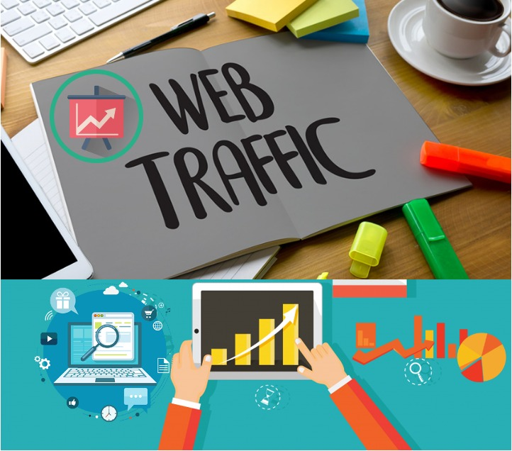 5000 traffic website or min view 2 minutes without bounce rate