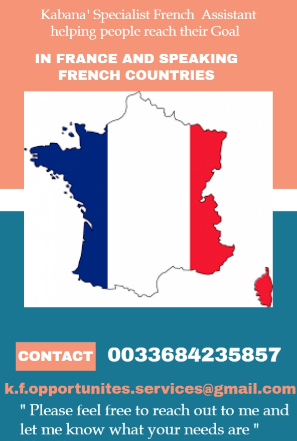 I will Be Your Professional French Virtual Assistant