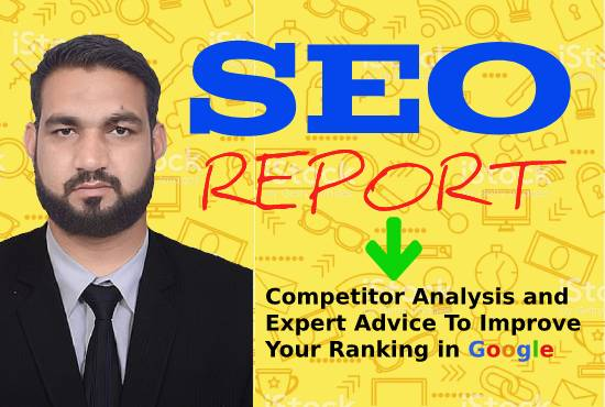 I will create a SEO audit report according to google alogorithm