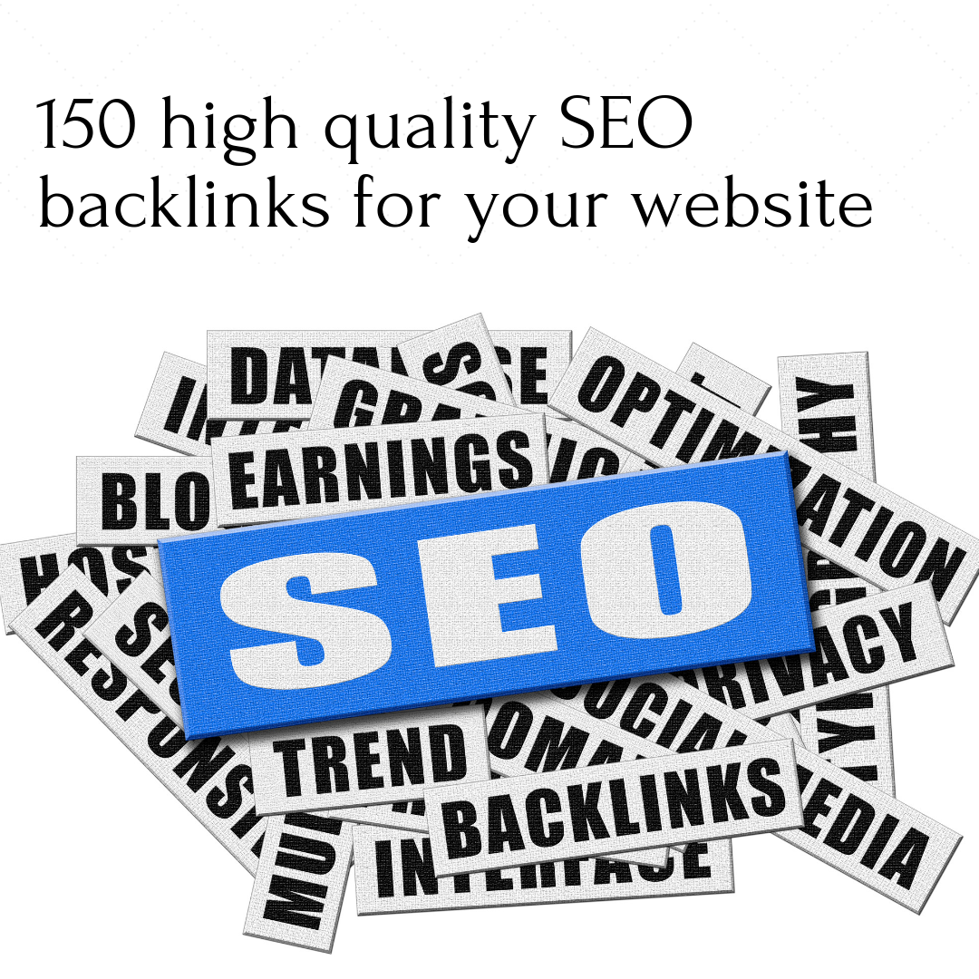 I will create high Quality whitehat SEO backlinks manual link building