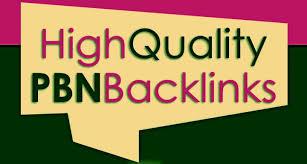 Build 10 high pa da tf cf homepage pbn backlinks dofollow link