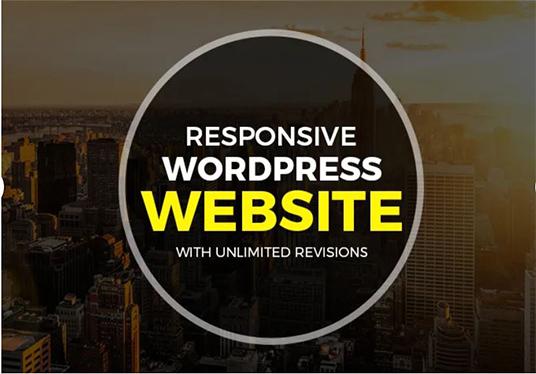 Create A Modern Wordpress eCommerce Website Design Or Blog