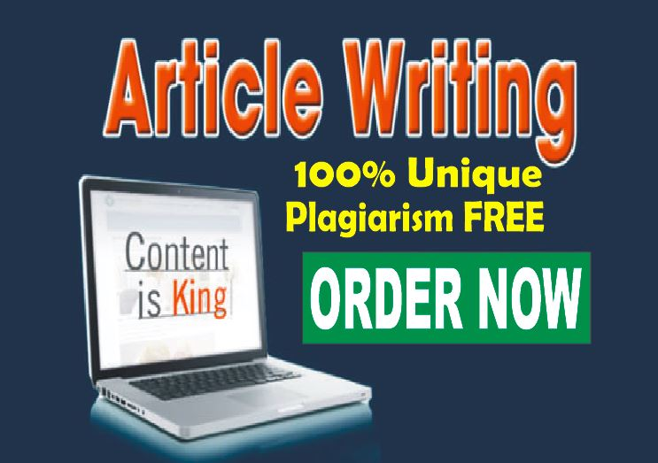 Professional writes ARTICLES,  BLOGs Writing or Website content writing- 300-500 words