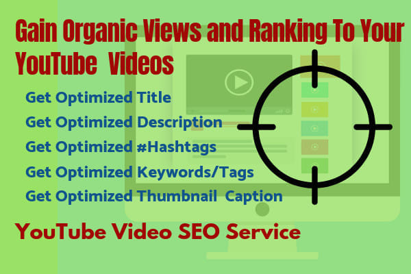you tube PERMANENT & FAST traffic on your videos NON DROP & NON BOT