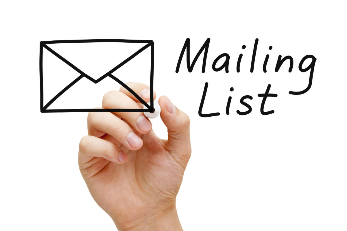 Email List - 5000 email addresses US Market