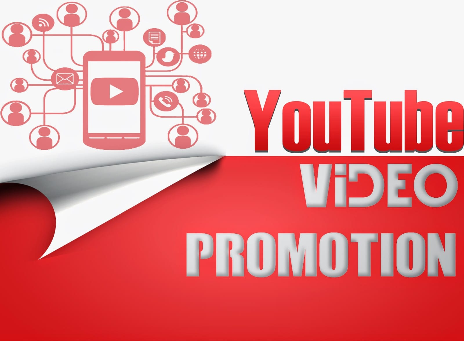 I will provide 500 video promotion with high retention