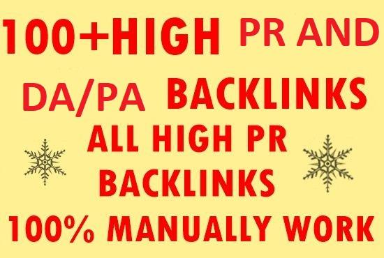 do 50 PR 4 to pr 9 quality seo backlinks and with high DA/PA