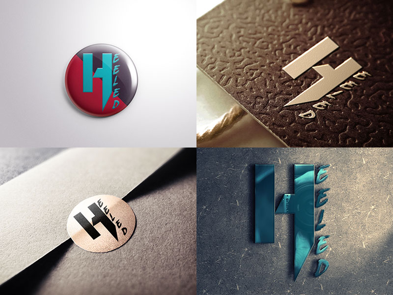 Give your LOGO the 3D eye-catching look that you want