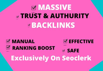 Rank your website by massive Authority edu backlinks pyramid