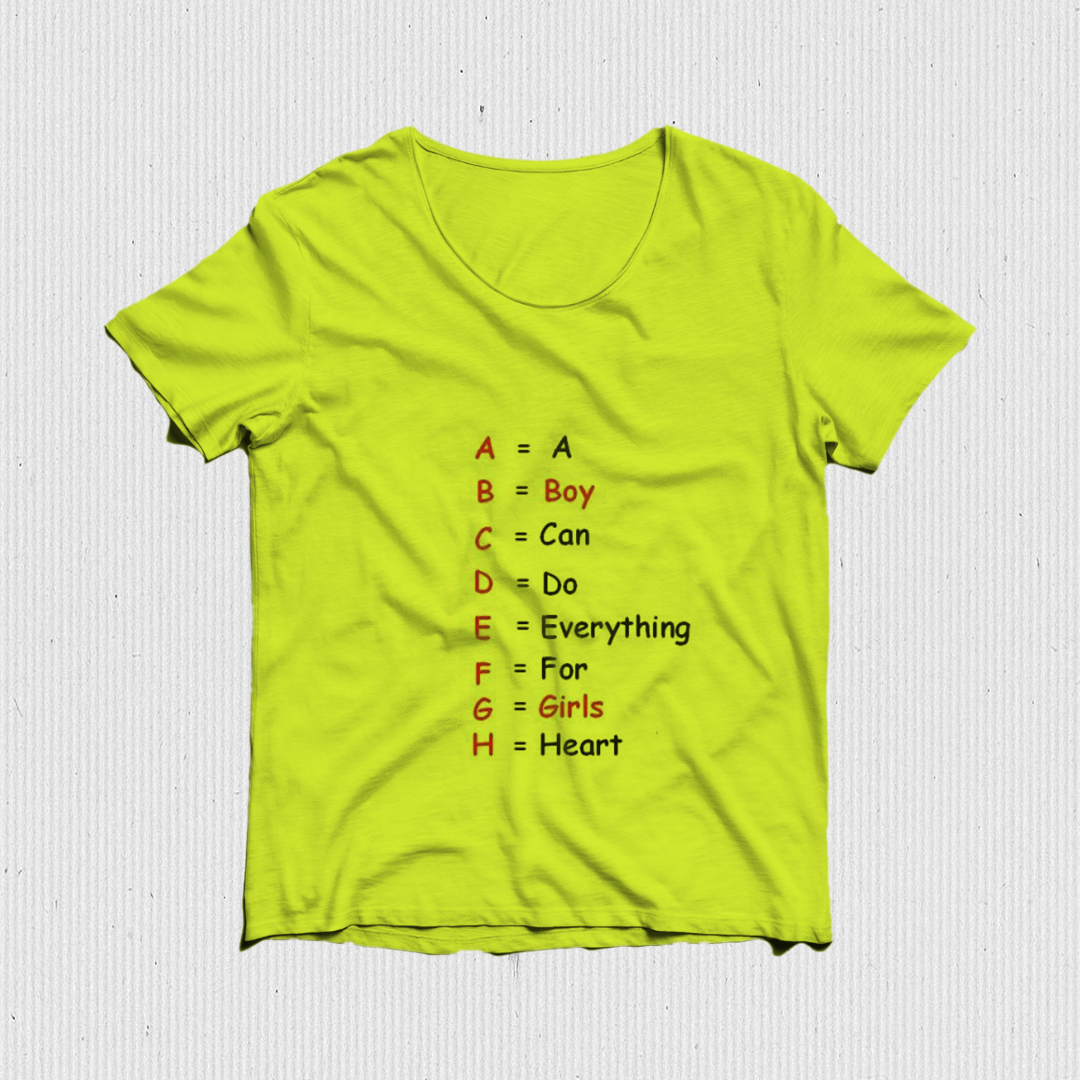 I will create t shirt design just for you
