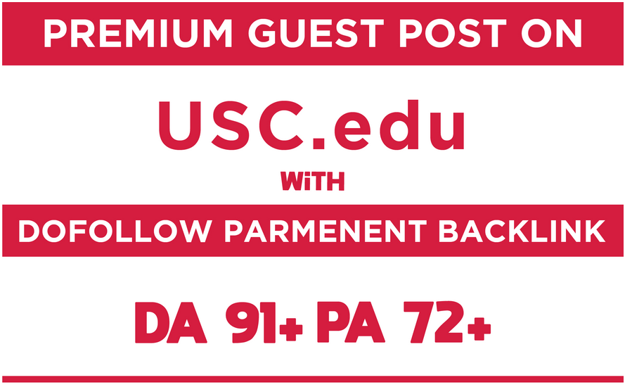 Guest Post on USC Edu blog Da 91